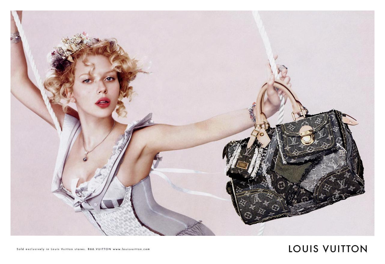 Louis Vuitton Settles With