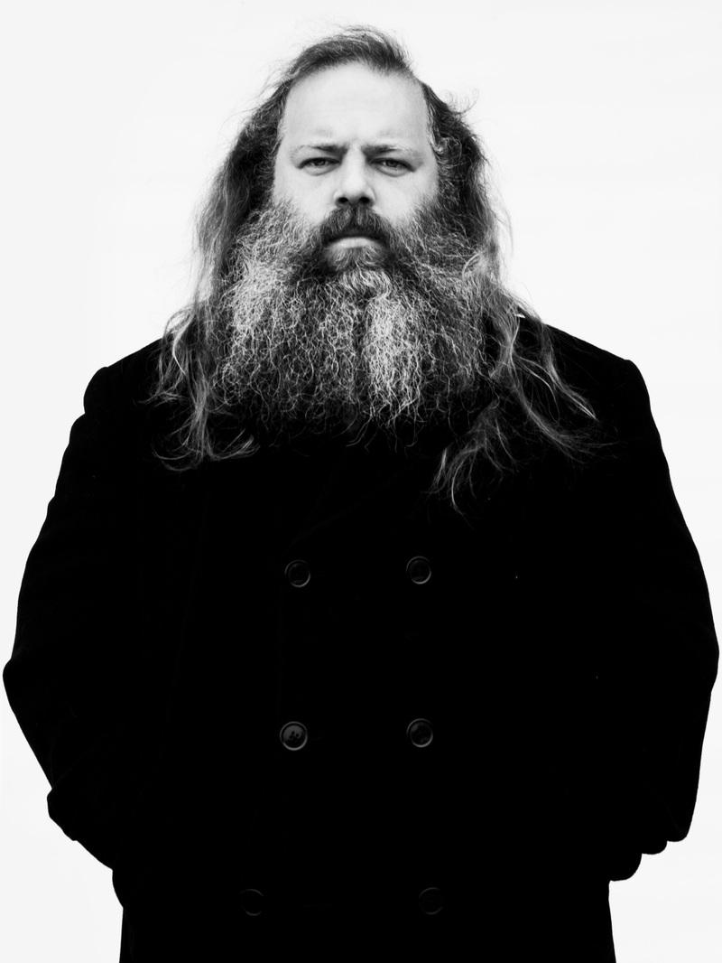 Rick Rubin - 2007