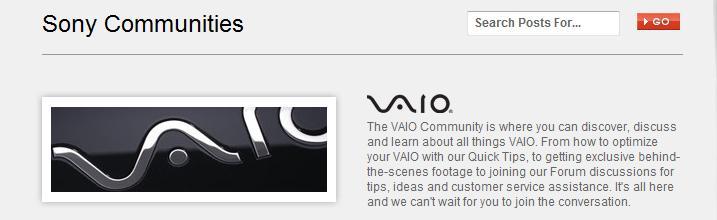 VAIOblog