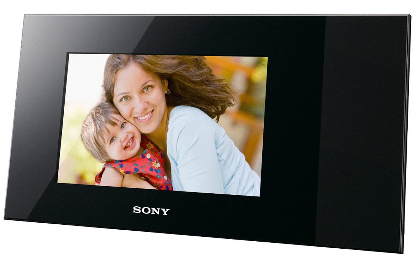 im seeing some information pop up on the web about the upcoming sony dpp f700 digital photo frame pictured here in black slated for a november release