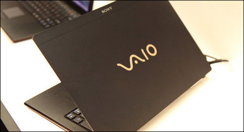 Sony VAIO X Gets a Hot Promo Video