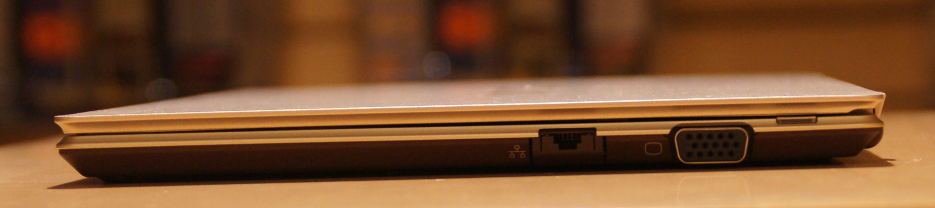 Hands-on With The Champagne Sony VAIO X Series Notebook