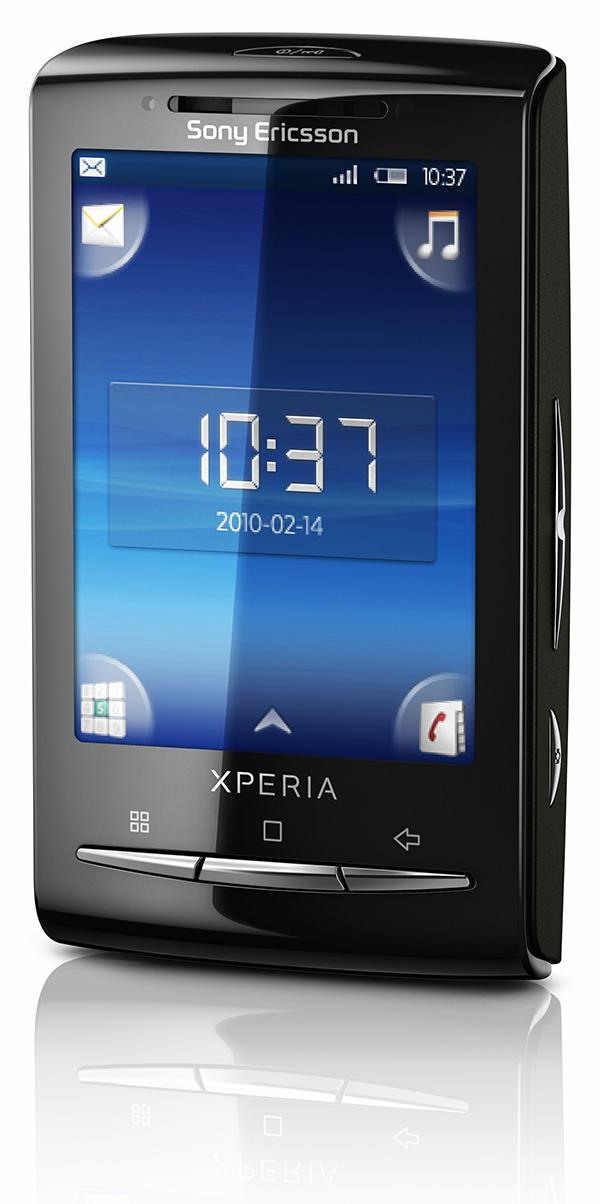 sony ericsson xperia x10 mini black. Sony Ericsson#39;s Junior XPERIA