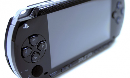 PSP-Console
