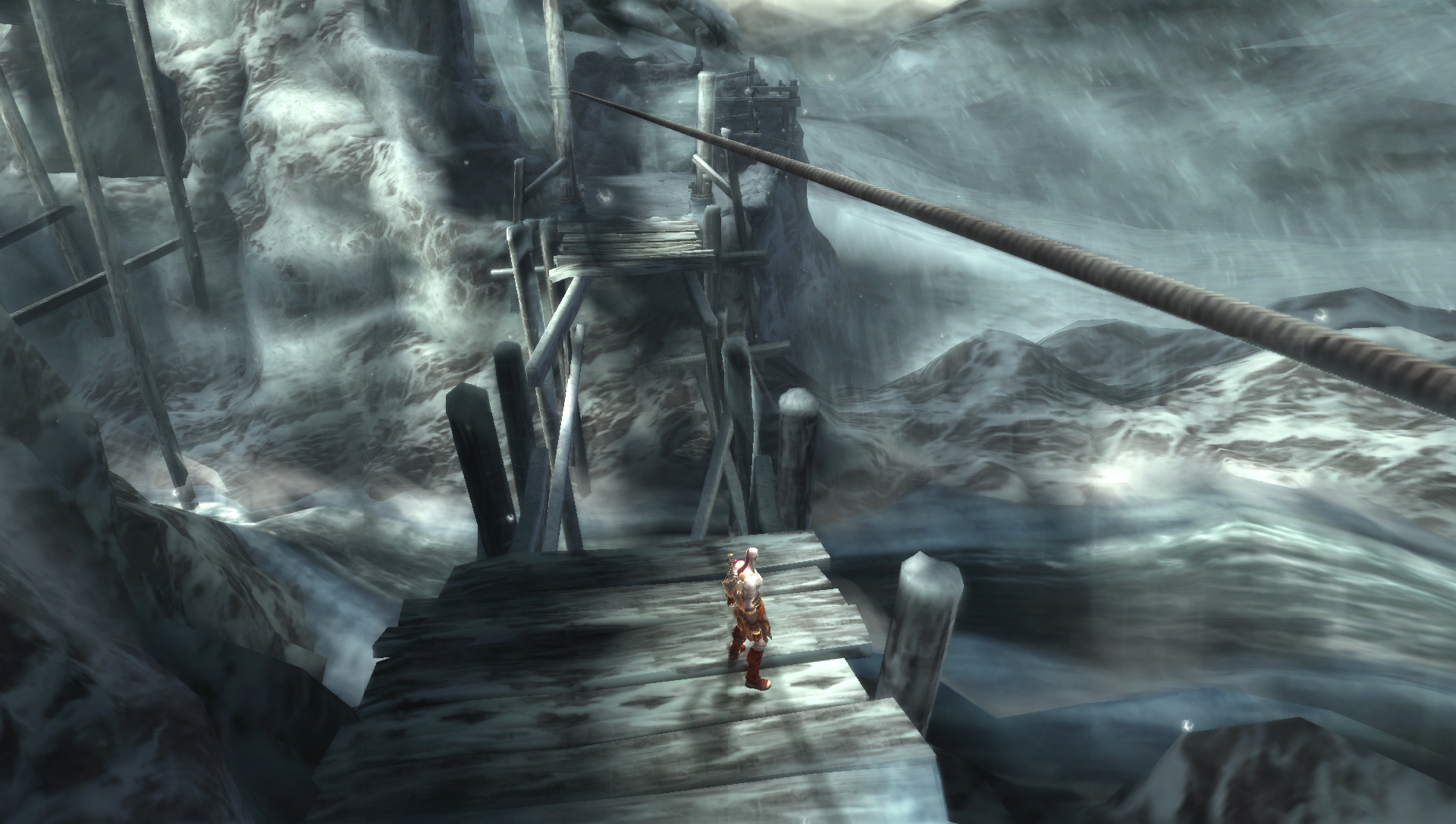 Incredible God of War: Ghost of Sparta Coming Soon For Sony PSP