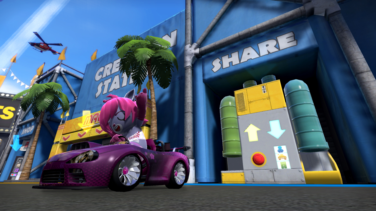ModNation Racers Redefines The Kart Racing Genre