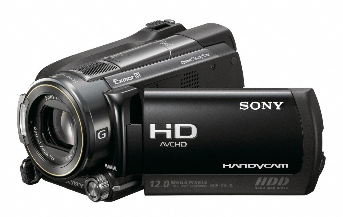 Sony DCR-SX45/L Camcorder - Blue