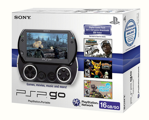 Sony Announces Excellent PSP Promotion
