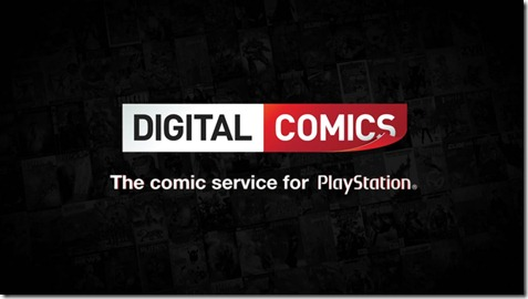 Digital Comics Header