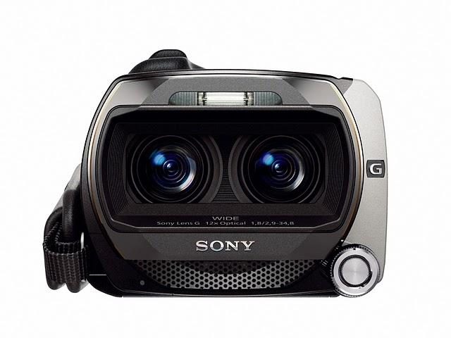 Sony Launches Incredible 3D Consumer Camcorder