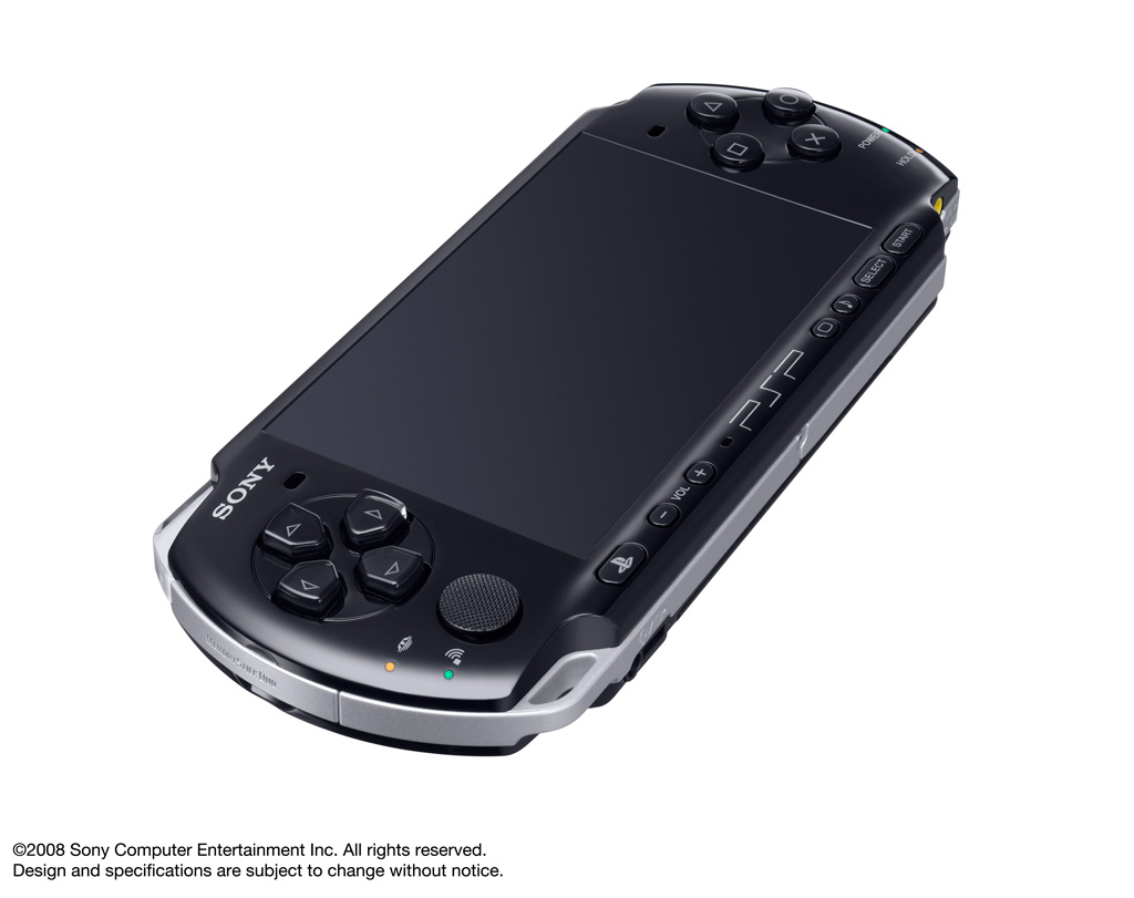 11. Sony Playstation Portable (PSP-3000 PB) Piano Black Value Pack